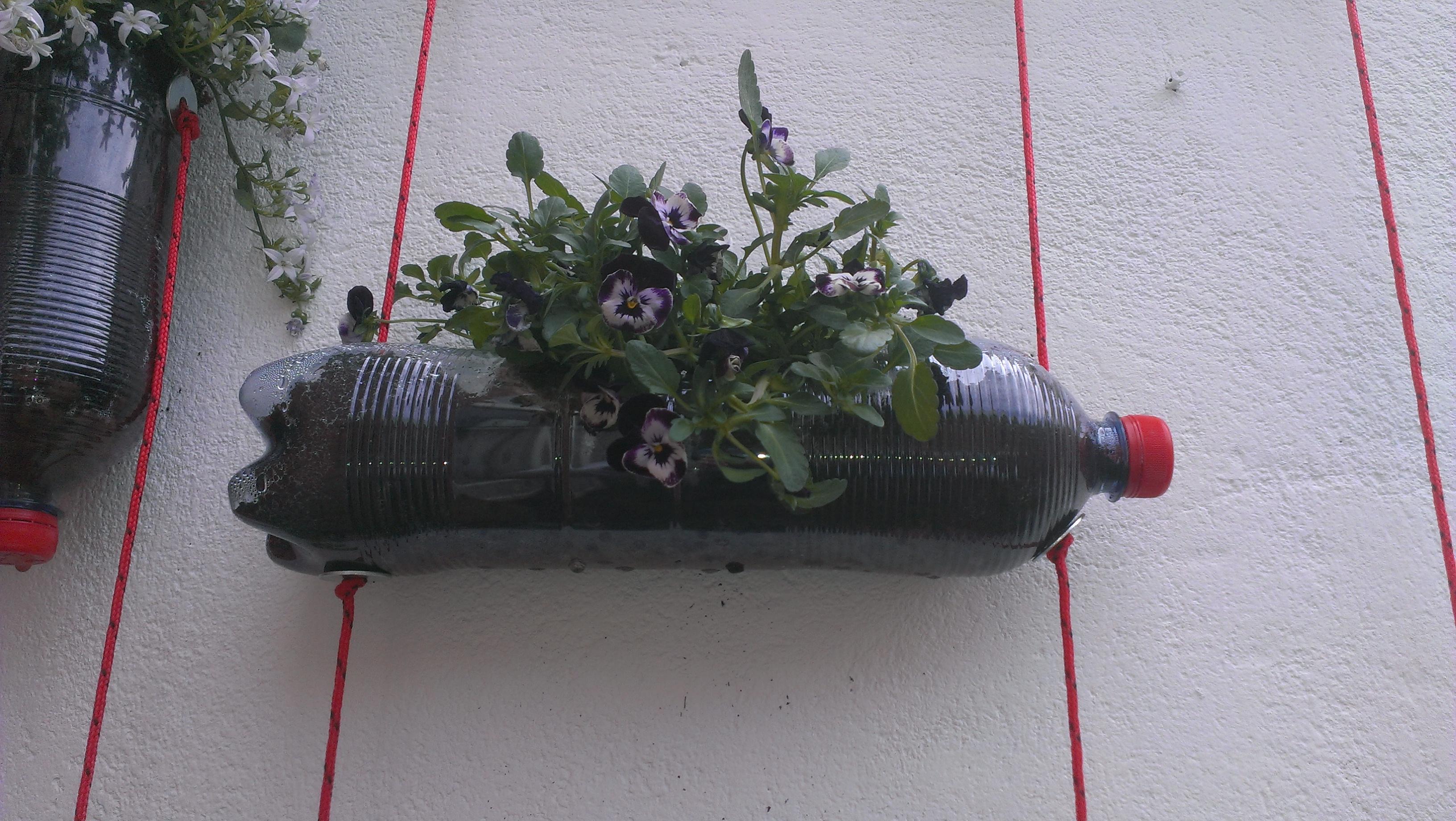 Verticale Tuin Maken : F bian archive hoe een verticale tuin te maken